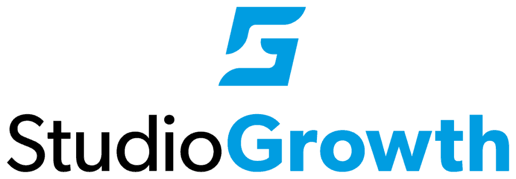 StudioGrowth Logo Dark
