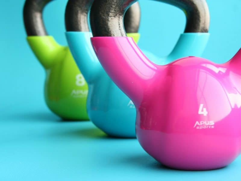 How Many Kettlebells Should A Fitness Studio Have?