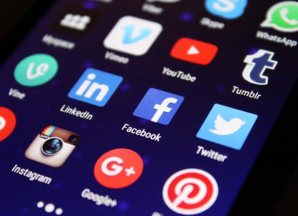 Social Media presence