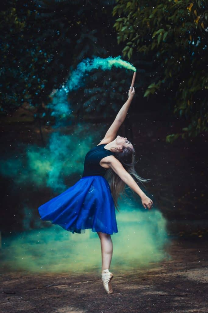 Improve yourself to inspire your dance students