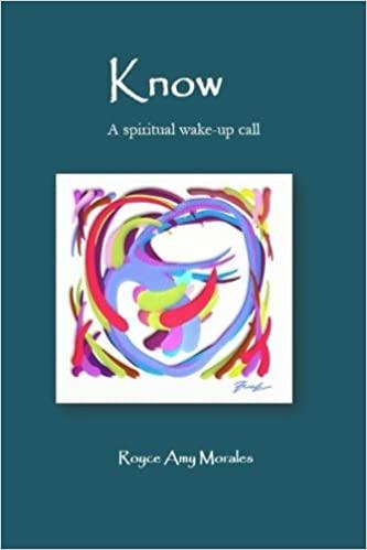 Know: A spiritual wake-up call