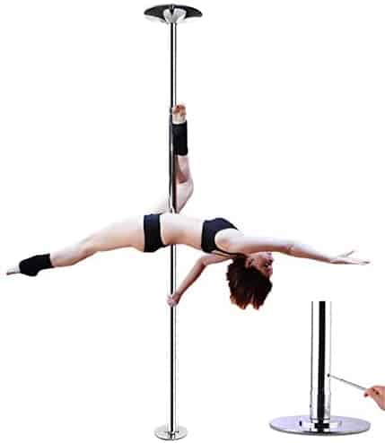 Pole fitness equipment